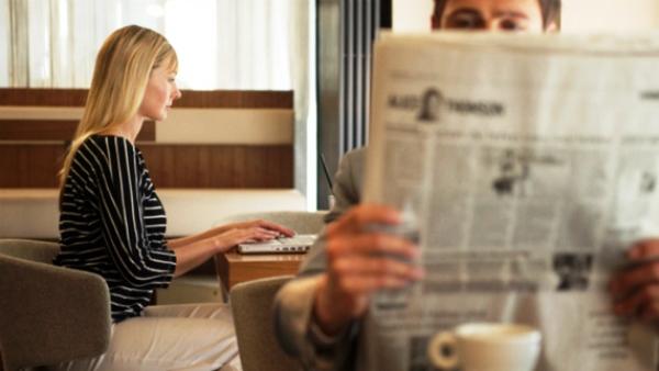 """ANJ diz que """"nunca se leu tanto jornal"""""""