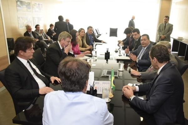 """""""Obras do RN estão garantidas pelo Governo Federal"""", afirma Ezequiel Ferreira"""