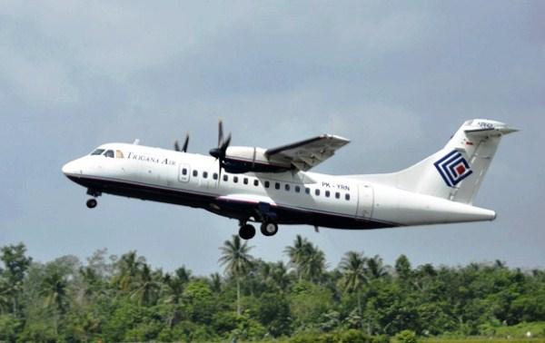Achados destroços de avião que sumiu na Indonésia com 54 a bordo