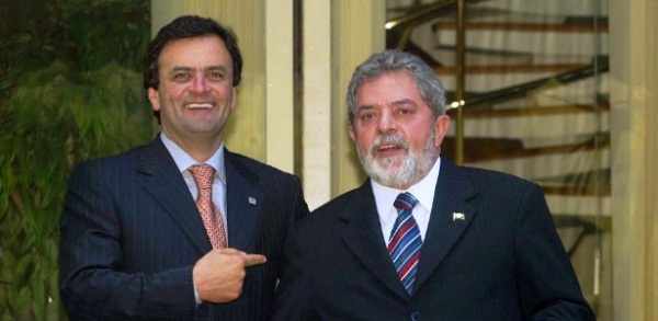 Se a eleição fosse hoje, Lula perderia para Aécio ou Alckmin ou Serra ou Marina