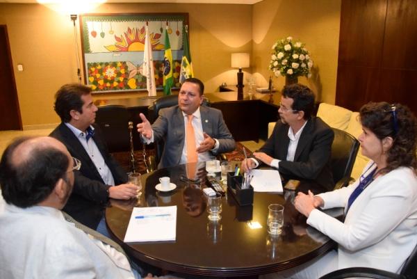 Deputados recebem secretário de Turismo e reforçam apoio ao setor