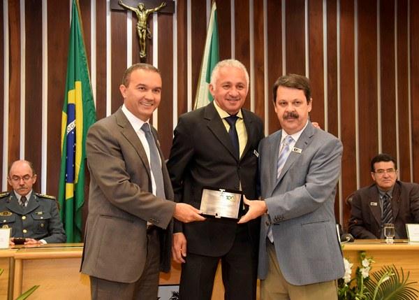 Assembleia Legislativa homenageia centenário do Alecrim Futebol Clube