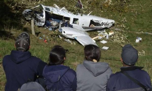 """Avião com a equipe de produção do filme de """"Tom Cruise"""" cai na Colômbia"""