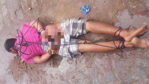 Assaltante é espancado após tentar roubar moto na zona Norte de Natal