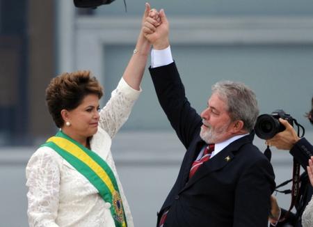 Crise e ajuste fiscal serão discutidos hoje por Lula e Dilma, em Brasília