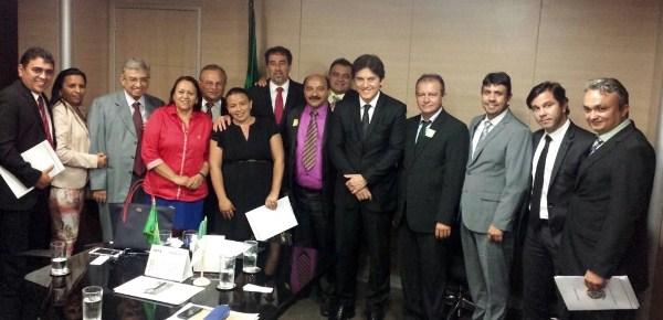 Plano macro de enfrentamento aos efeitos da seca no RN é apresentado em Brasília