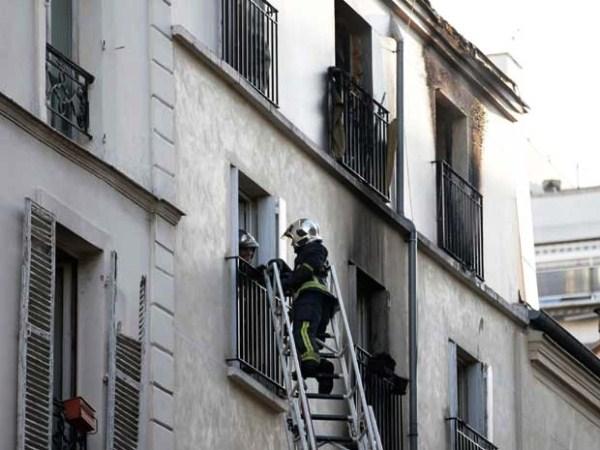 Incêndio em edifício de Paris mata 8 pessoas, entre elas 2 crianças