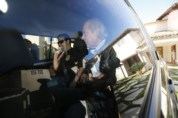 PF afirma que esquema de Dirceu movimentou R$ 59 milhões em propinas