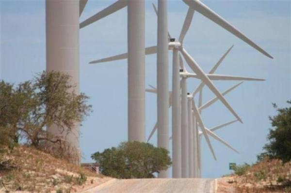 Com 80 usinas em operação, RN é o maior produtor de energia eólica do Brasil