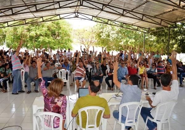 Professores e técnicos da UERN rejeitam proposta do Governo e greve continua
