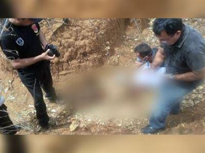 Mãe diz que filho foi cortado e teve órgãos retirados para ritual que teria sido R$ 10 mil