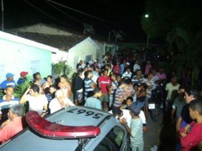 Casal é morto a tiros dentro de casa na frente do filho de 4 anos na PB