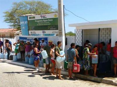 Mais de 6 mil paraibanos dependem de dessalinizadores para acesso a água no interior