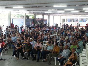 UFPB: Professores votam pelo fim da greve e aulas voltam a partir de terça-feira (13)