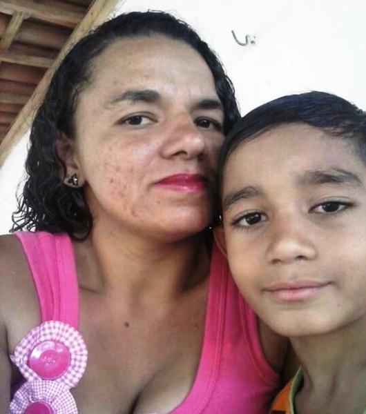 Mãe e filho de 7 anos estão desaparecidos em Cerro Corá