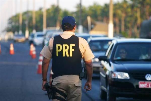 PRF intensificará fiscalização nas principais rodovias federais do RN no feriado