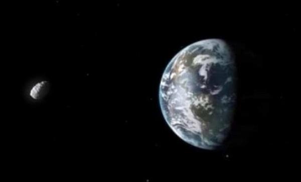 Asteroide do tamanho de 4 campos de futebol passa neste sábado próximo da Terra