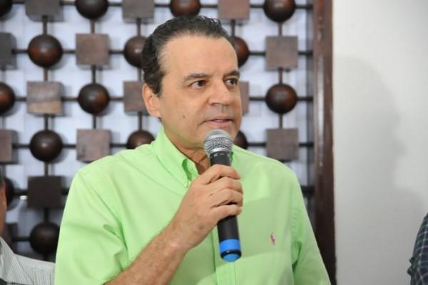 Henrique Alves, ministro do Turismo (Alberto Leandro/PortalNoar)