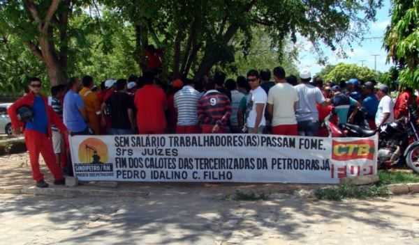 Petrobras é condenada pela 3ª Vara do Trabalho de Mossoró ao pagamento de R$ 1 milhão por danos morais coletivos