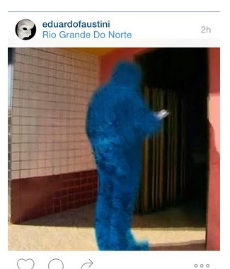 Repórter sercreto, Eduardo