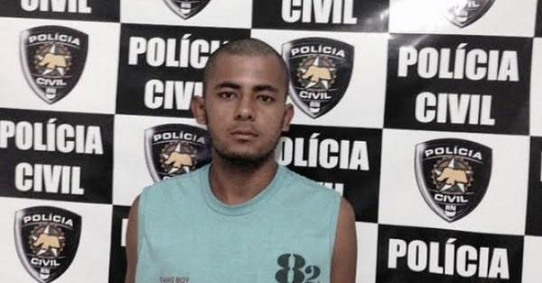 Polícia Civil prende atleta de futsal suspeito por roubar e traficar drogas
