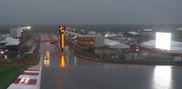 Com classificação 5h antes da corrida, F-1 espera GP com incertezas nos EUA