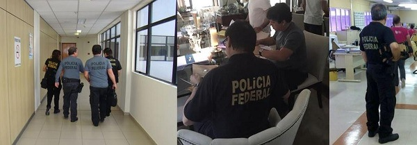 Policia Federal deflagra operação Sukkar em Natal