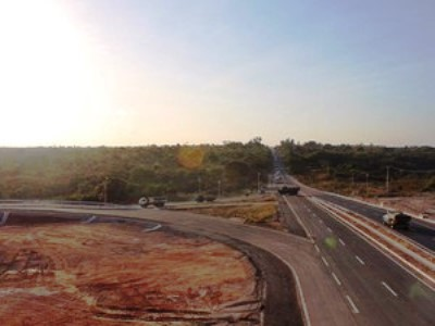 Governo do RN libera trânsito em viaduto que dá acesso a aeroporto
