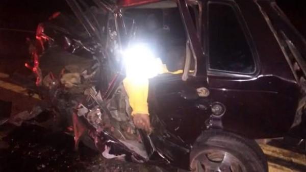 Grave acidente na BR-230, entre Soledade e Juazeirinho – PB, deixa três óbitos no local
