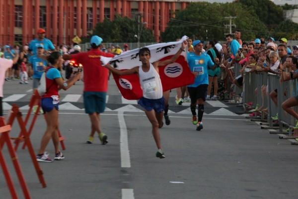 Meia Maratona do Sol acaba com títulos para currais-novenses e pernambucanos