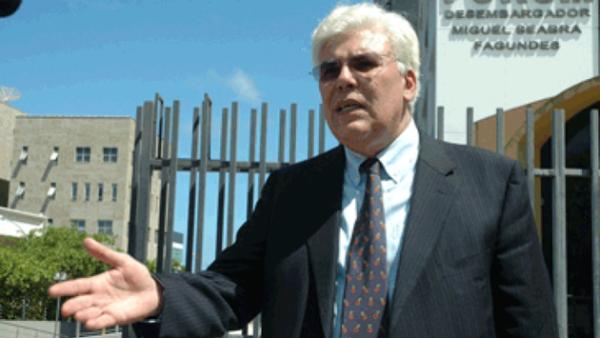 Liminar nega Habeas Corpus ao ex-governador Fernando Freire