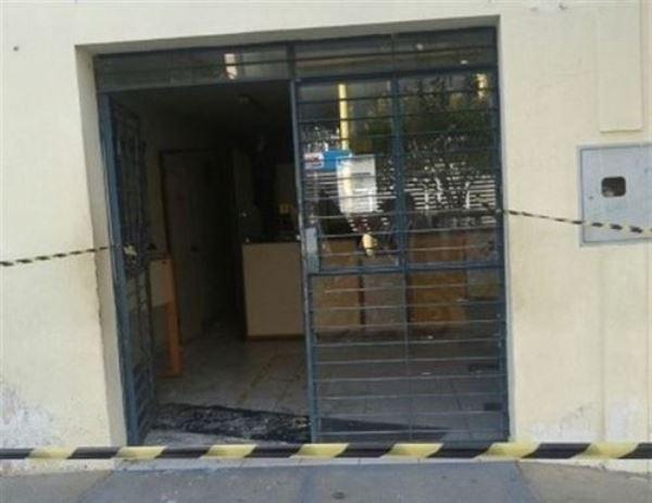 Depois de explosão frustrada em banco, bandidos roubam cofre dos Correios, na Paraíba