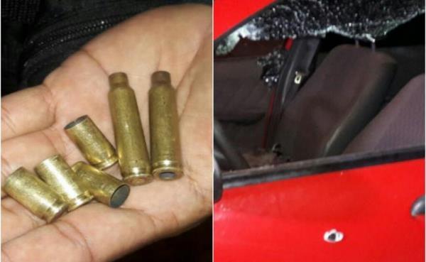 Quadrilha assalta e atira contra policiais que faziam transporte de valores