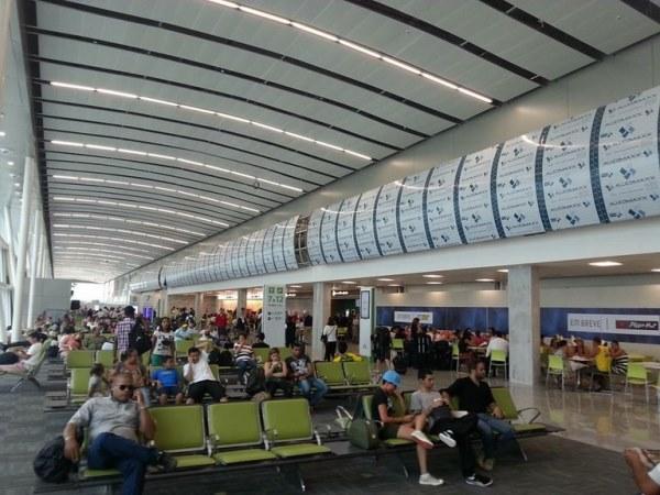 Aeroporto de Natal lidera pesquisa de satisfação e facilidade de conexões