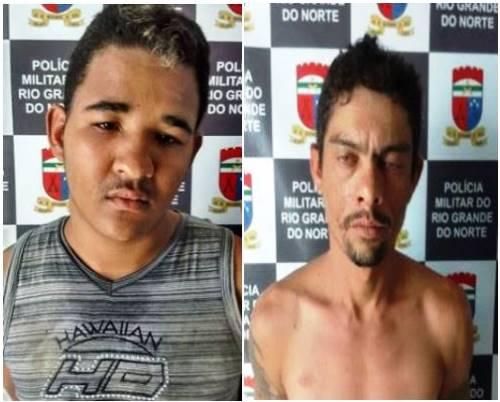 Currais Novos: Operação prende trio acusado de tráfico de drogas