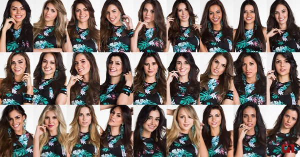 Miss Brasil 2015 será conhecida nesta quarta