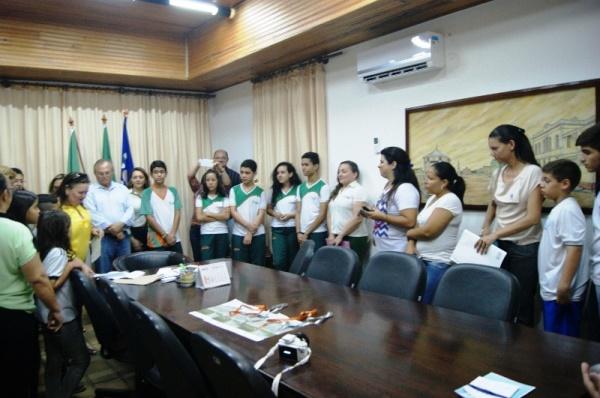 Estudantes currais-novenses são premiados na Olimpíada Brasileira de Astronomia e Astronáutica