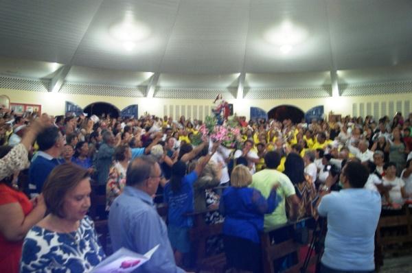 Festa da Imaculada Conceição, co-Padroeira de Currais Novos, teve início no sábado, 28