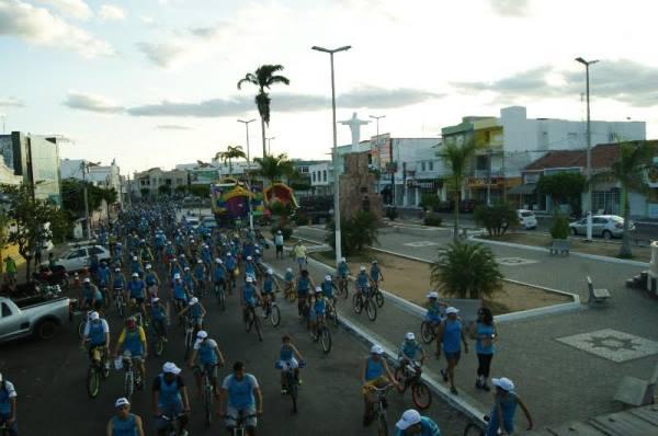 Prefeitura de Currais Novos realizará passeio ciclístico em comemoração ao aniversário da cidade no próximo dia 29