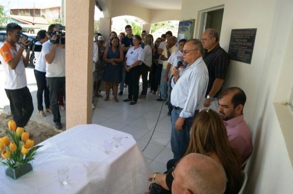Prefeitura de Currais Novos reinaugurou UBS do bairro Silvio Bezerra nesta quarta-feira, 18