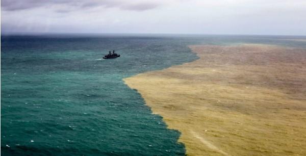 Tragédia: Lama de Mariana chega ao oceano Atlântico