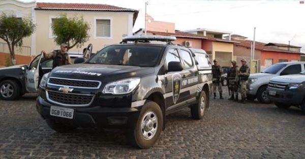 Operação Áries prende 28 suspeitos por tráfico de drogas na região de Currais Novos