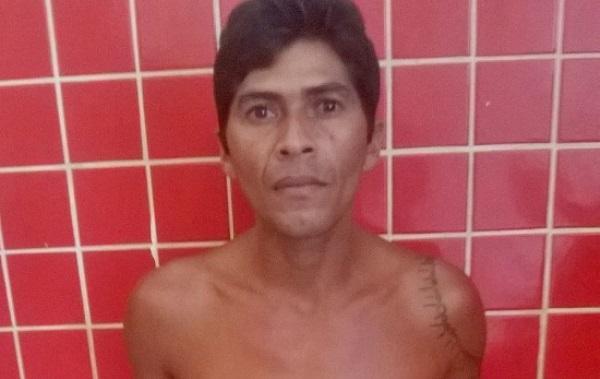 Foragido da justiça é capturado em Baia Formosa