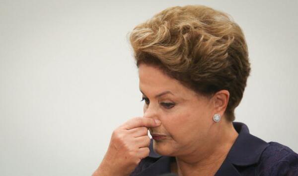Rejeição da população ao governo Dilma chega a 86,5%