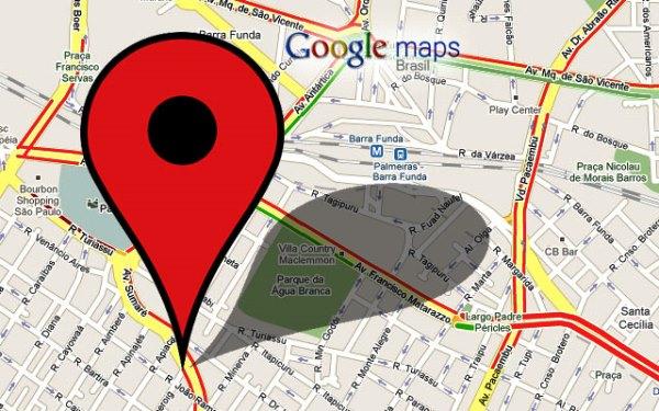 Sistema de mapas do Google agora funciona sem conexão com a internet