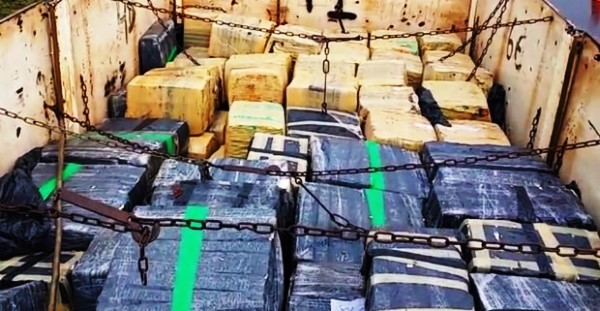 PRF apreendeu mais de 21 toneladas de maconha