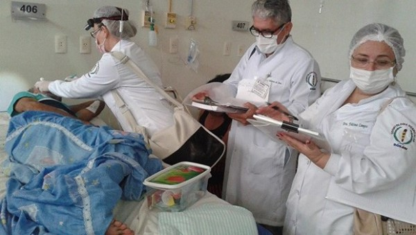 Maior hospital público do RN oferece tratamento odontológico na UTI