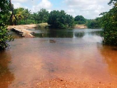 Rios da Grande Natal seguem impróprios para banho