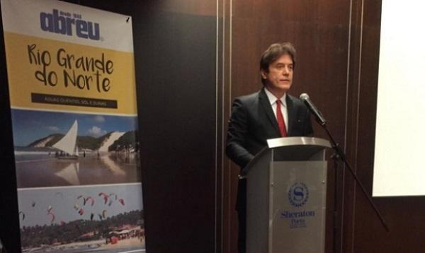 Governador Robinson Faria lança campanha inédita de divulgação do RN em Portugal
