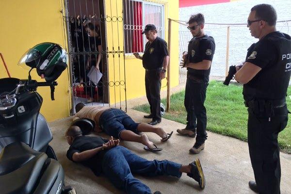Polícia Civil prende suspeito de aplicar golpes em idosos